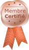 Badge certifié