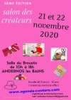 Events from Arts du fil et du textile - Agenda couture art du fil, art créatif textile, salon du patchwork, exposition dentelle, salon en France,expo en France