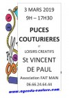 8362cba56913352fe7376139a8260411 Events from Puces des couturières - Agenda couture