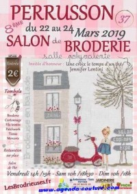 Salon Broderie de Perrusson
