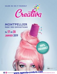 Créativa Montpellier 2019
