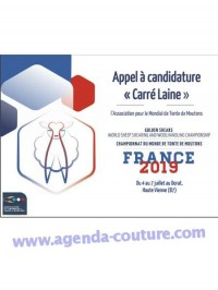 "Appel à candidature ""Carré Laine"""