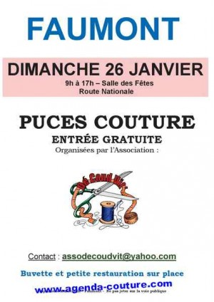 Puces couture