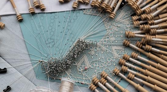 dentelle-boutis Events from Broderie, dentelle, tricot - Agenda couture